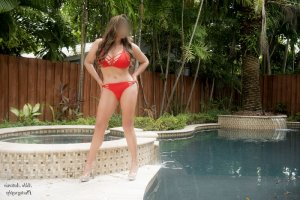 Cybelle topless escorts in Kimberley